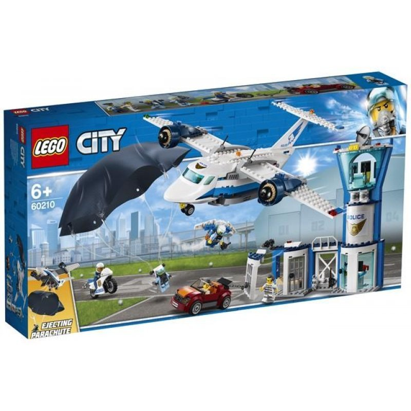 LEGO® City Police: Sky Police Air Base (60210)