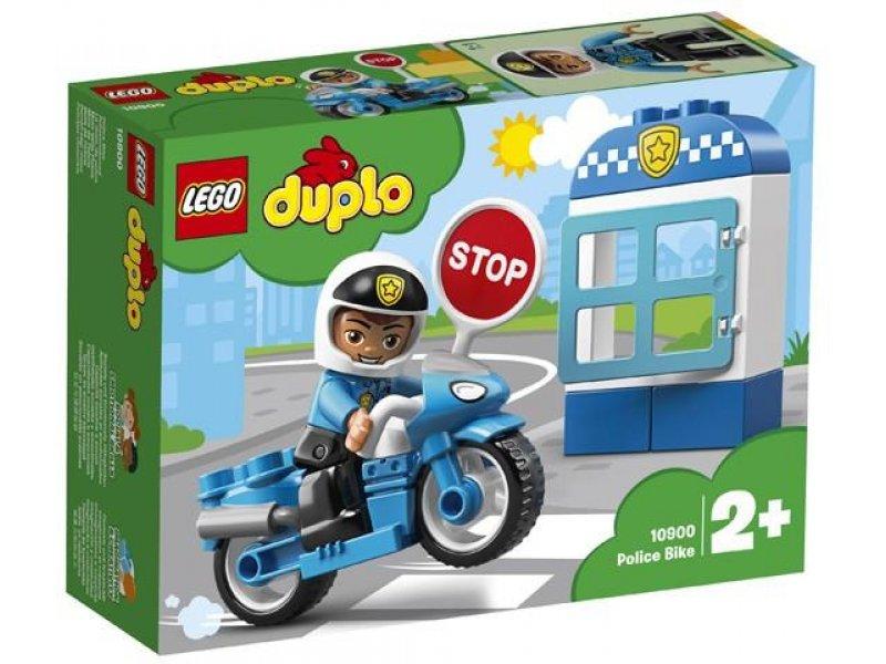 LEGO®DUPLO® Town: Police Bike (10900)