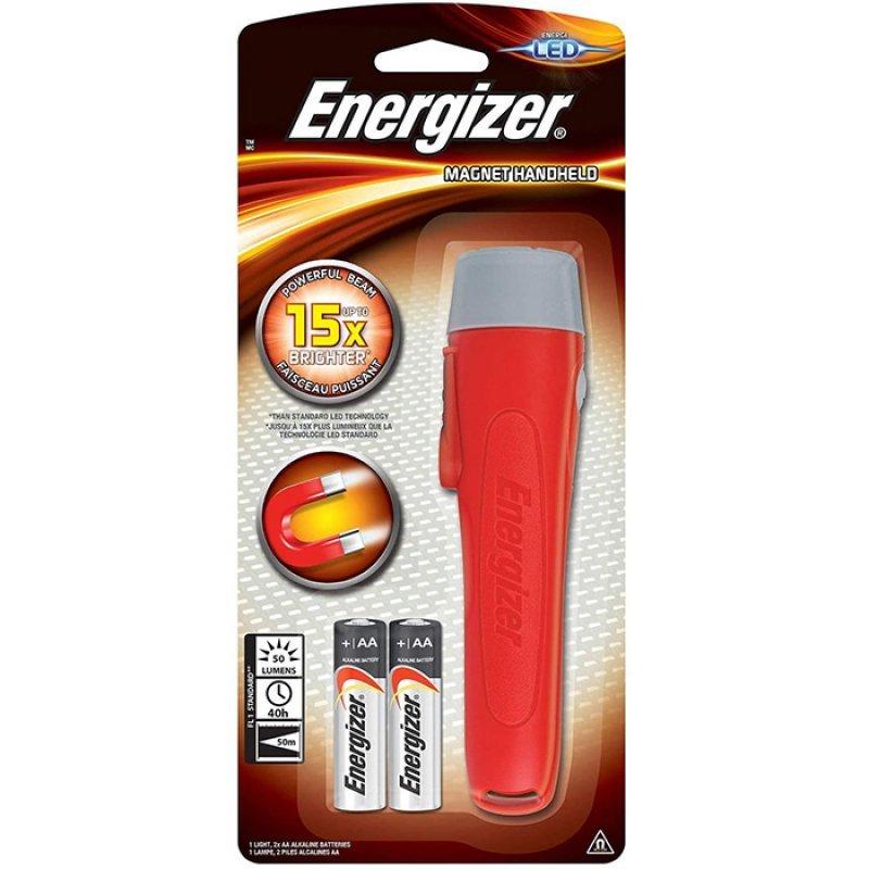 Φακός Led Energizer Με Ενσωματωμένο Μαγνήτη Και Φωτεινότητα 50 LM