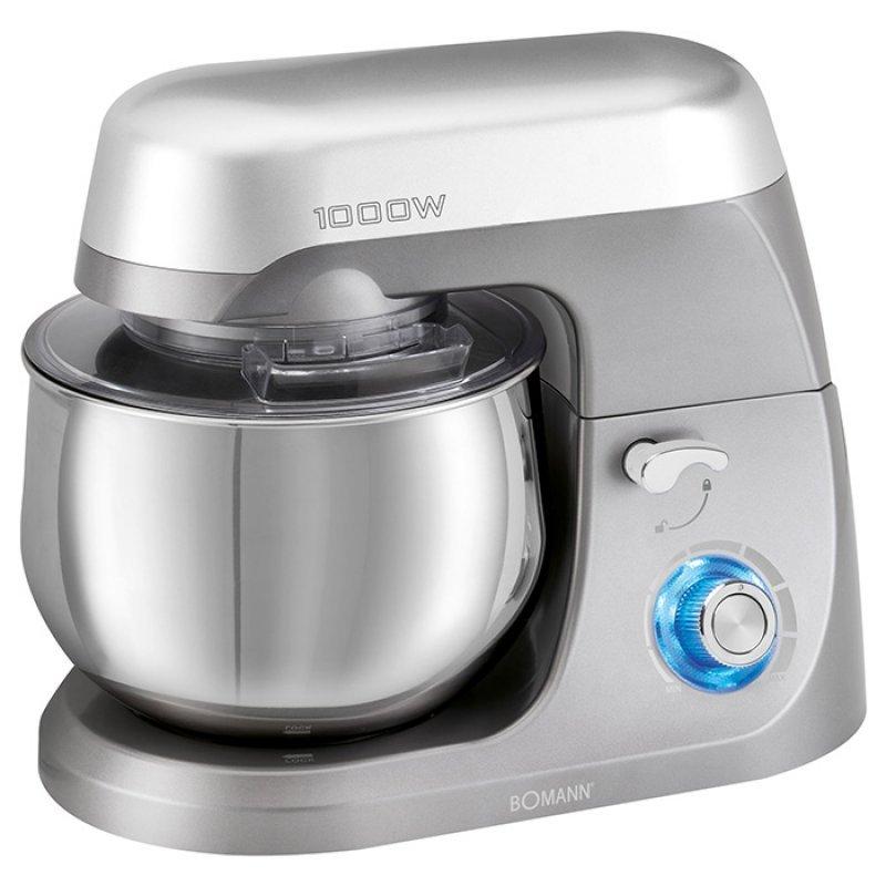 KM 6009 CB Κουζινομηχανή 1000W Σε Γκρί Χρώμα