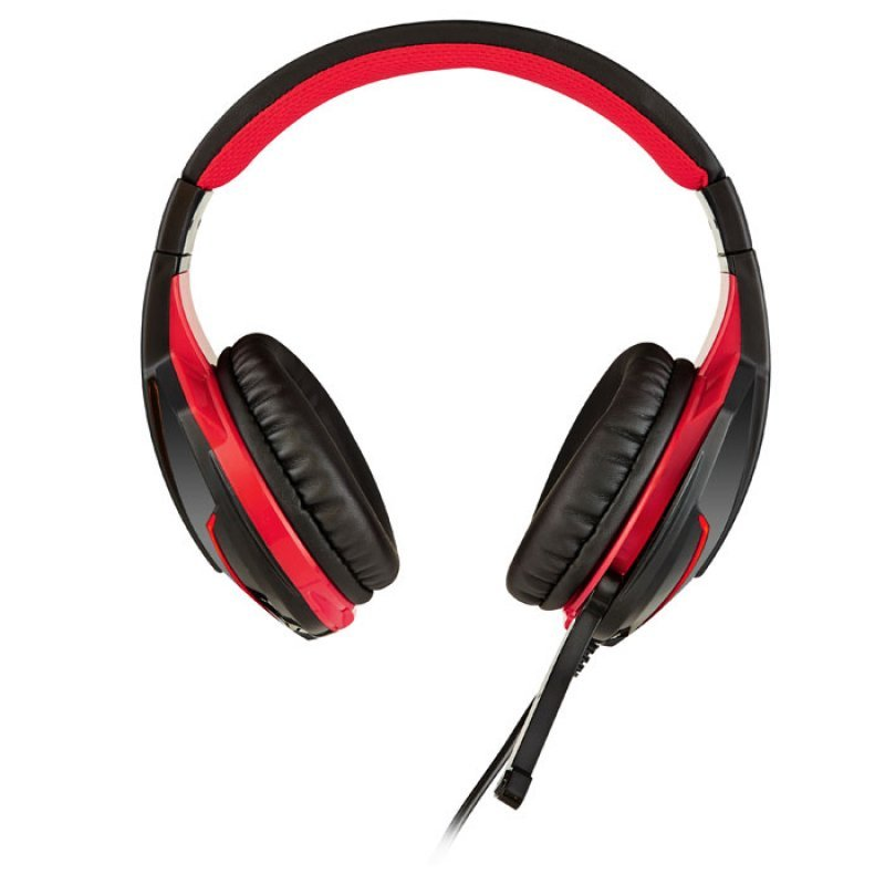 Gaming headset με ρυθμιζόμενο σε κλίση μικρόφωνο NOD G-HDS-001