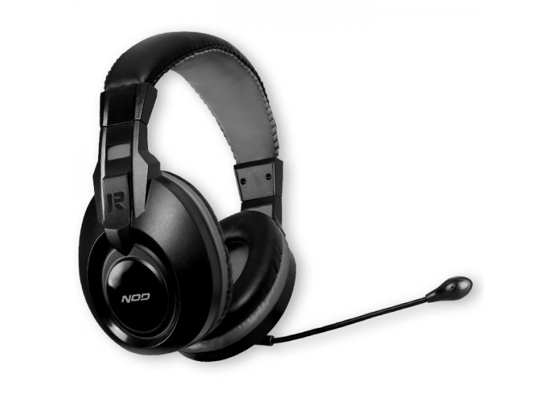 Nod Loud & Clear Ακουστικά Με Ρυθμιζόμενο Σε Κλίση Μικρόφωνο