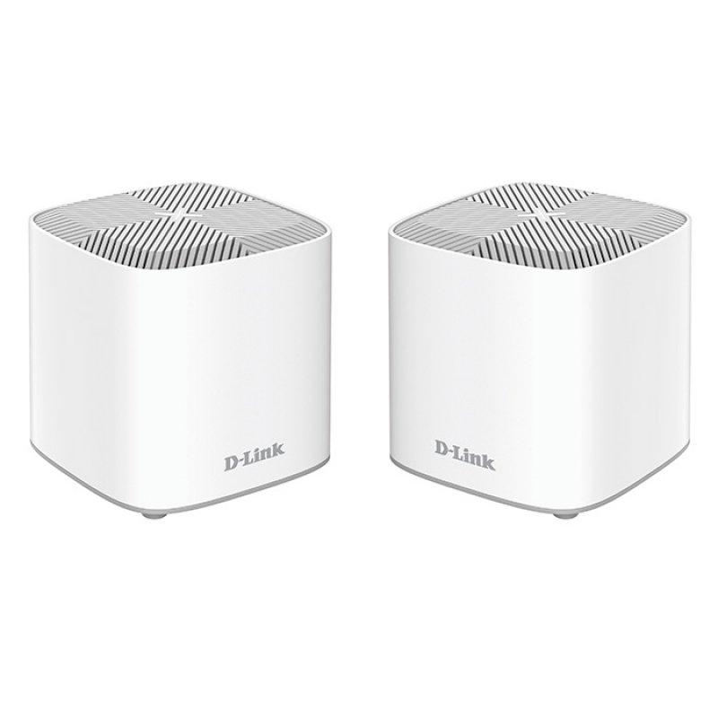D-LINK COVR-X1862 Home Mesh Wi-Fi 6 System, Με 2 Σημεία COVR Για Κάλυψη Εως Και 420 τ.μ.