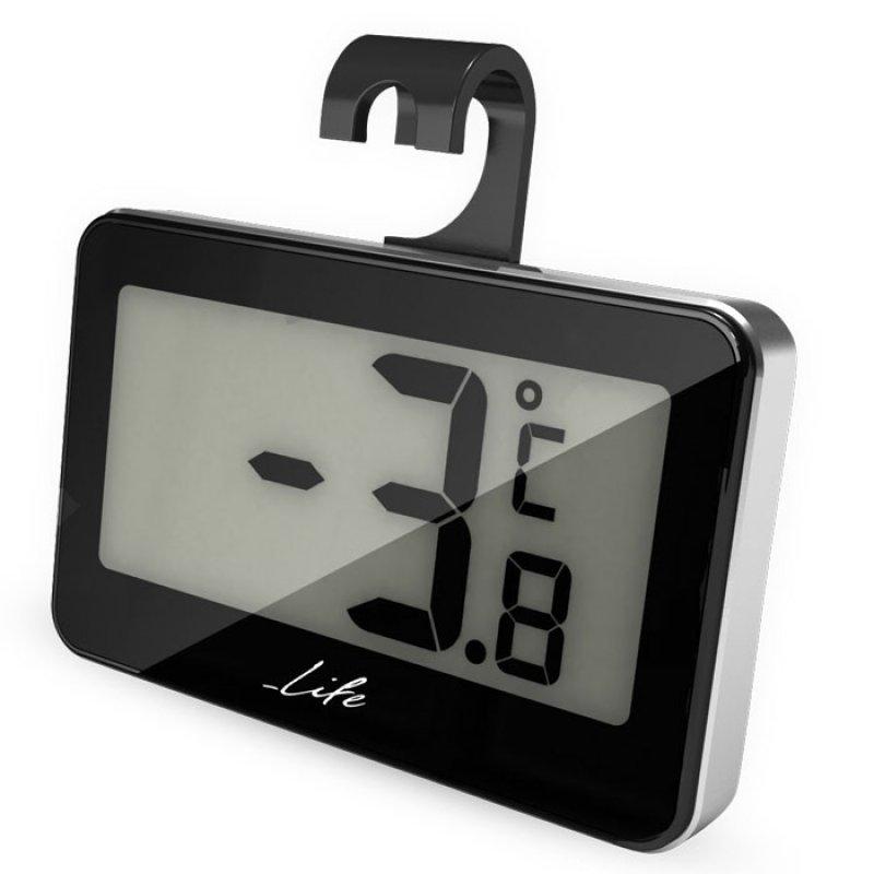 LIFE Fridgy Ψηφιακό Θερμόμετρο Εσωτερικού Χώρου Μικρού Μεγέθους
