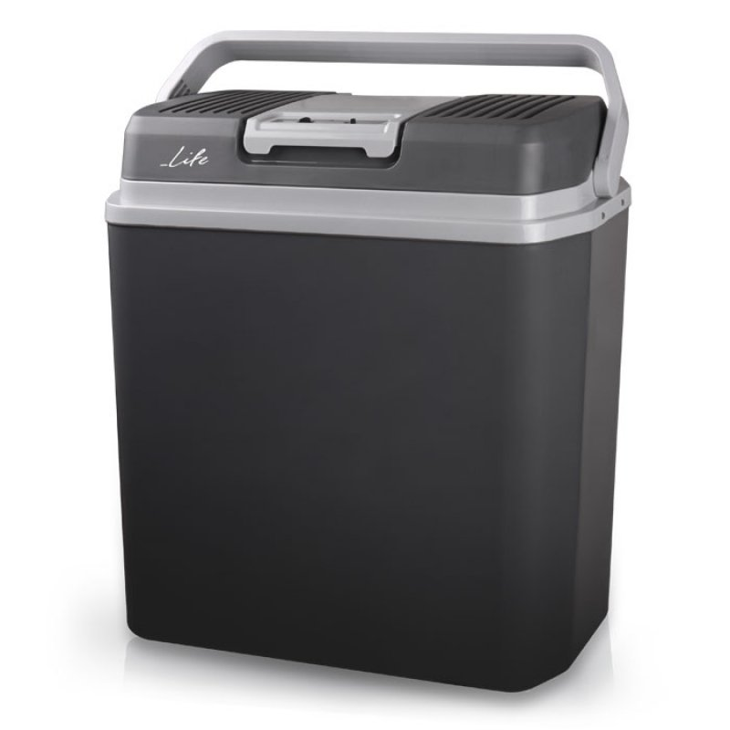 LIFE CB-001 Ηλεκτρικό Φορητό Ψυγείο 24L, 12V & 220-240V