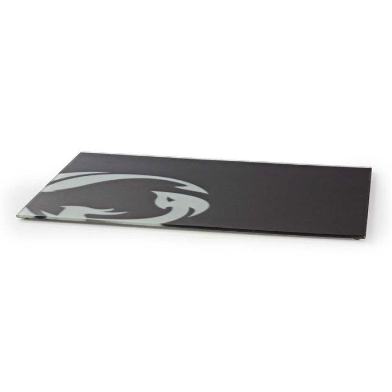 Γυάλινο Gaming Mouse Pad, 400 x 300mm NEDIS GMPDG100BK