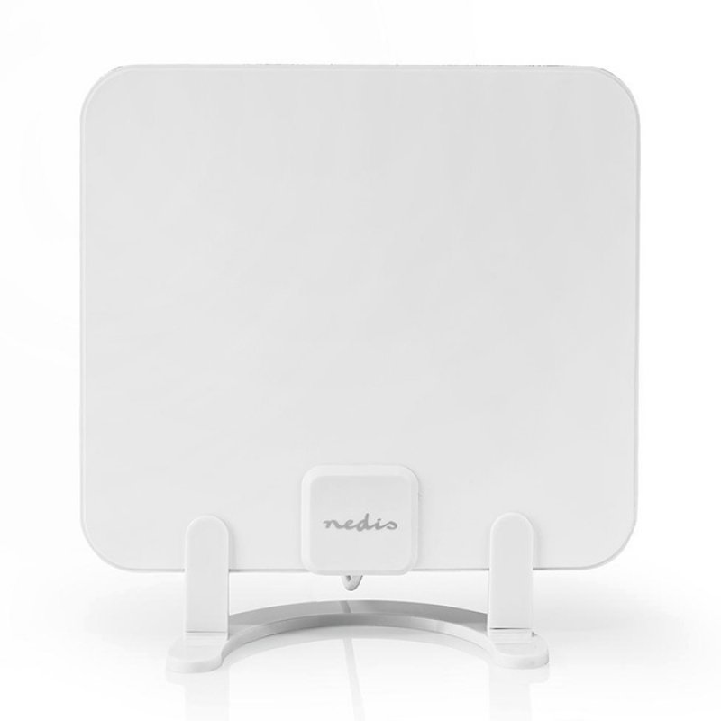 Nedis ANIR2502BK700 Εσωτερική Κεραία HDTV, 30dB FM / VHF / UHF, Με Τεχνολογία Προστασίας LTE/4G