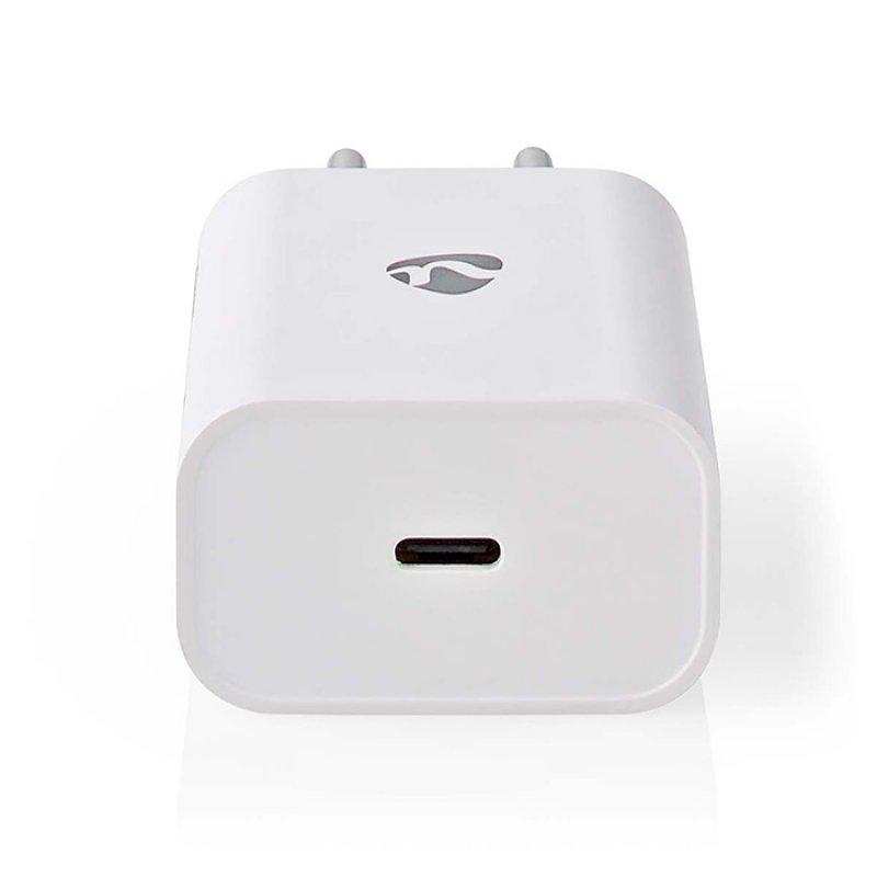NEDIS WCPD30W102WT Universal Φορτιστής Usb 1.5A/2.0A/2.5A/3.0A Σε Άσπρο Χρώμα