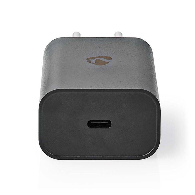 NEDIS WCPD30W102BK Universal Φορτιστής USB 1.5A/2.0A/2.5A/3.0A Σε Μαύρο Χρώμα
