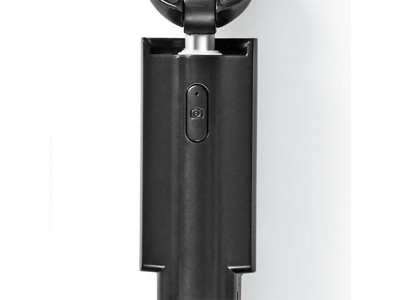 NEDIS SEST201BK Bluetooth Selfie Stick Με Κουμπί Λήψης Φωτογραφιών