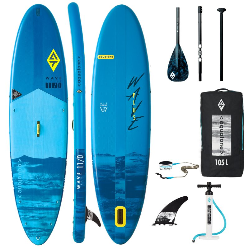 "Σανίδα Sup Wave 11'0"" 335CM All Around Aquatone TS-201"