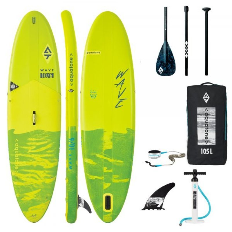 "Σανίδα Sup Wave 10'6"" 320CM All Around Aquatone TS-102"