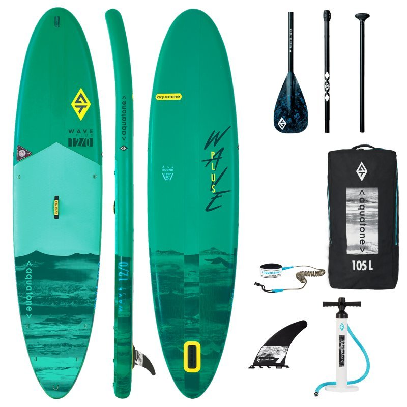 "Σανίδα Sup Wave Plus All Around Aquatone 12"" 366CM TS-202"