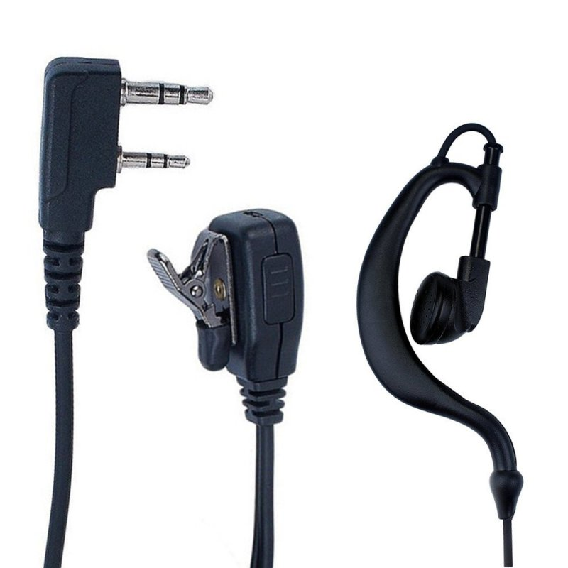 Baofeng Handsfree ακουστικό 2 Pin