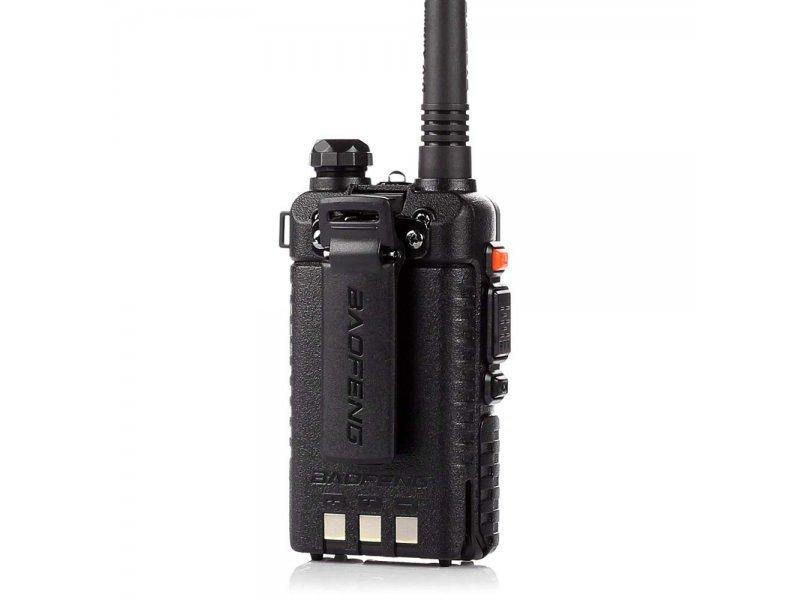 Ασύρματος πομποδέκτης Baofeng UV-5R Vhf-Uhf dual band 5 Watt
