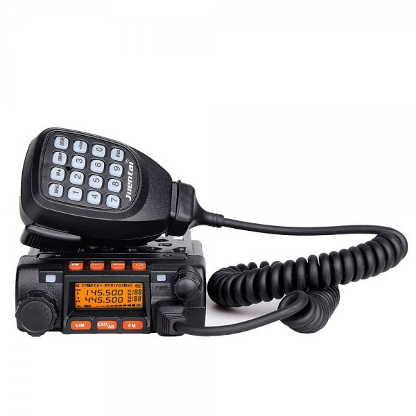 Qyt KT-8900 Επαγγελματικός πομποδέκτης αυτοκινήτου Dualband Vhf-Uhf 25Watt/20Watt