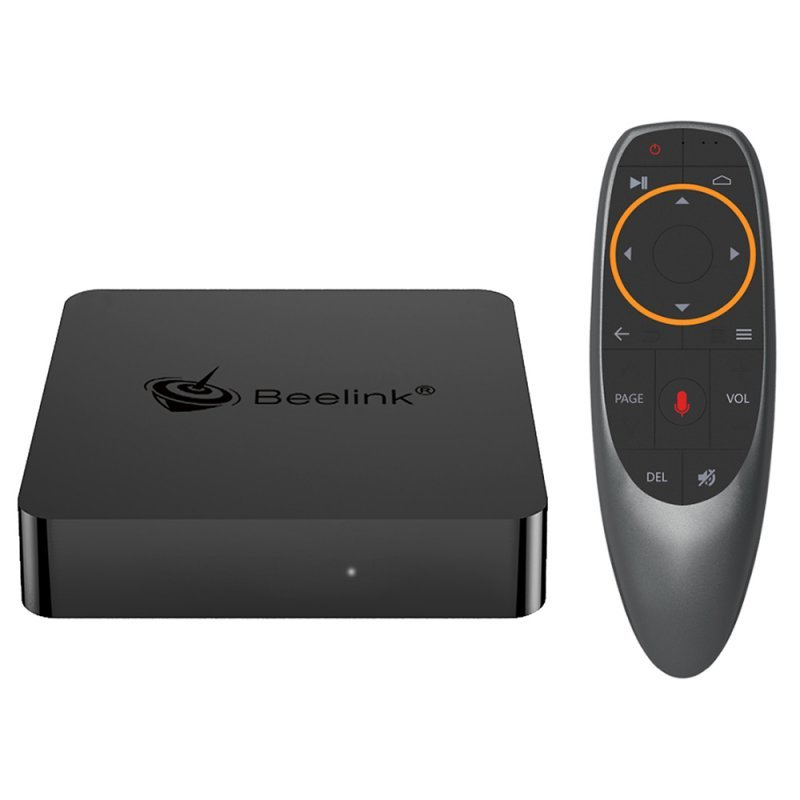 Tv Box Beelink Gt1 Mini 4 Gb Ram 32 Rom Amlogic S905X2 Android 8.1 Bluetooth Kodi,Netflix