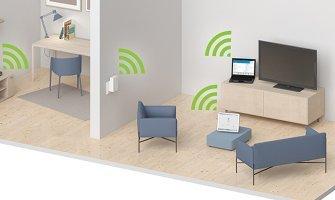 Ενίσχυση Wi-Fi σήματος για το σπίτι ή το επαγγελματικό σας χώρο