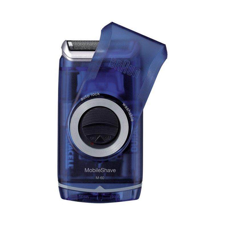 Ξυριστική μηχανή μπαταρίας Braun M60 Blue