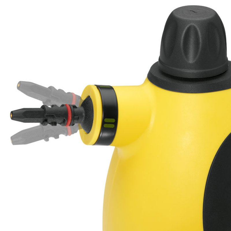 CL DR 3653 Ατμοκαθαριστής Χειρός 3.5 Bar 1050W