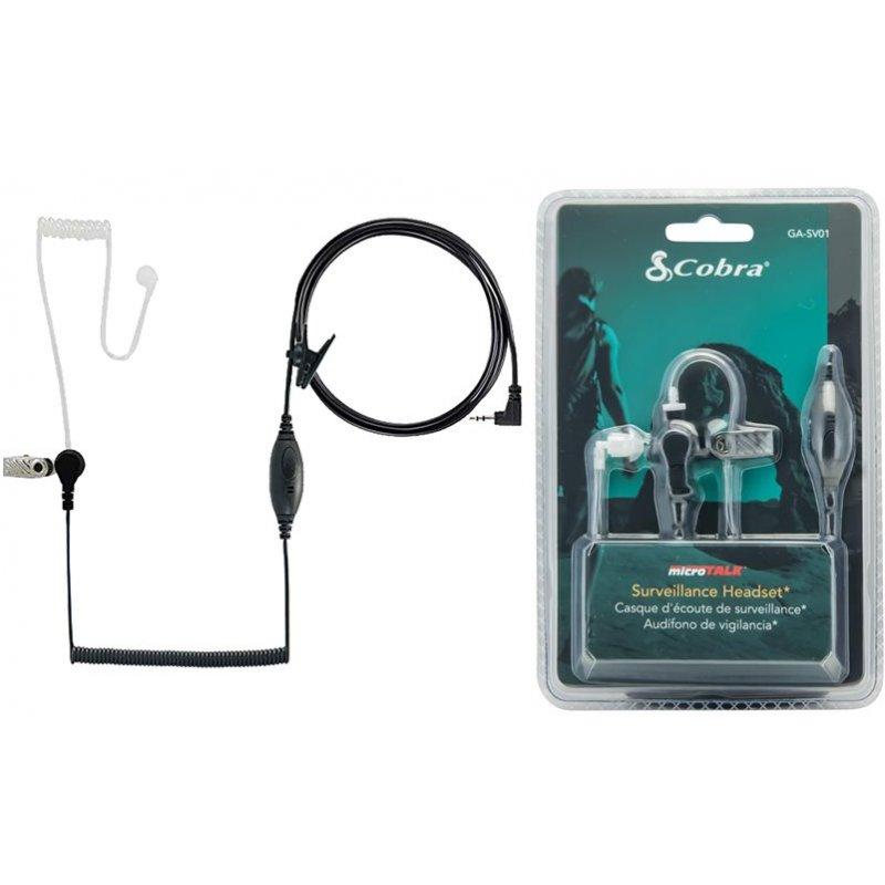 Ακουστικό για Walkie-Talkie Cobra GA-SV01