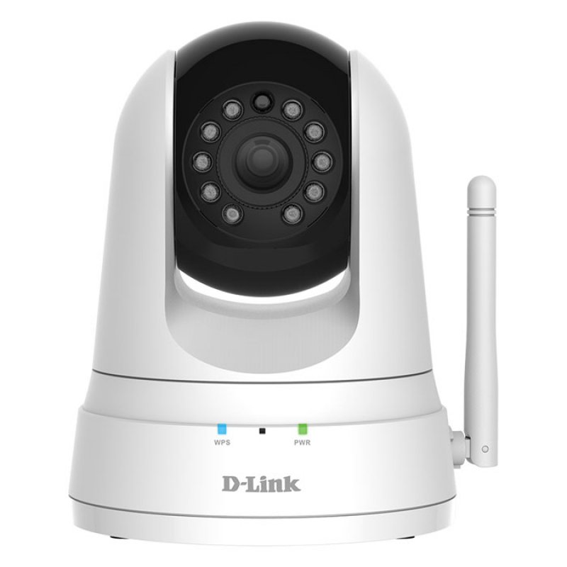 D-Link DCS-5000L έγχρωμη διαδικτυακή ρομποτική κίνηση με ανάλυση 640χ480 pixel Day/Night