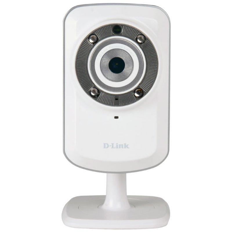 D-LINK DCS-932L έγχρωμη διαδικτυακή Ip κάμερα Day/Night  με υποδοχή SD κάρτας