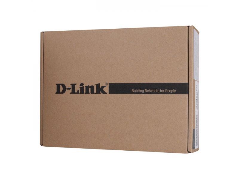 D-Link Αδιάβροχη εξωτερική κεραία ασύρματης γεφύρωσης Internet μέχρι 1,5 χλμ.