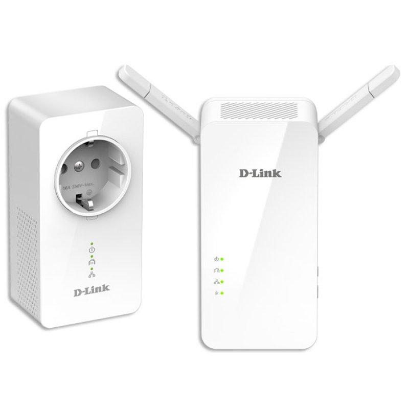 PowerLine D-Link DHP-W611AV Επέκταση δικτύου μέσω ρεύματος