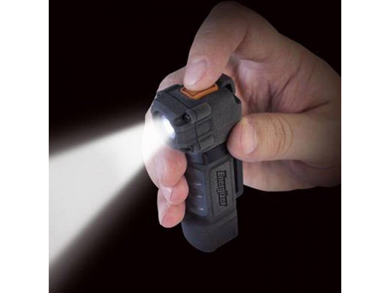 Energizer Hard Case Φακός Με Ενσωματωμένο Μαγνήτη 75 Lumens