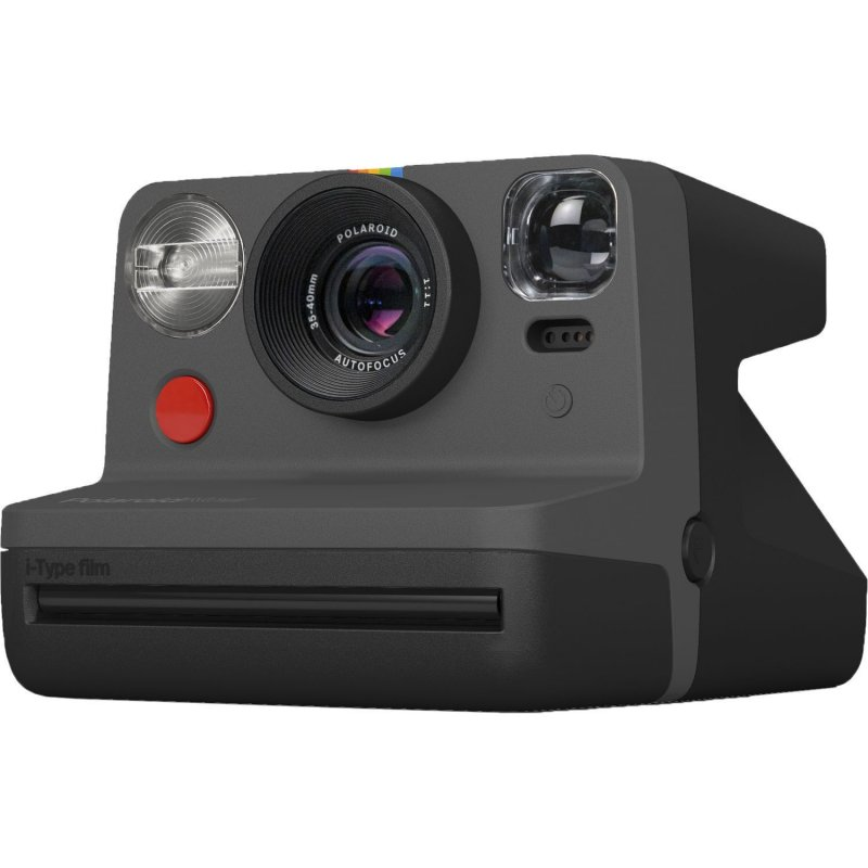 Polaroid Now I-Type Black Αναλογική στιγμιαία κάμερα με αυτόματη εστίαση
