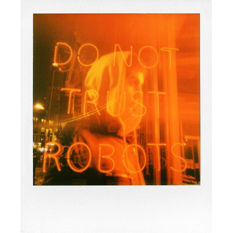 Polaroid Now I-Type Orange Αναλογική στιγμιαία κάμερα με αυτόματη εστίαση