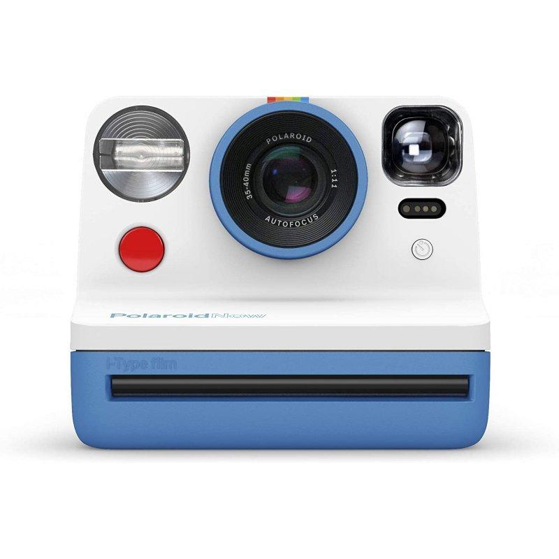 Polaroid Now I-Type Blue Αναλογική στιγμιαία κάμερα με αυτόματη εστίαση