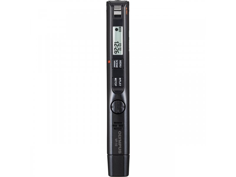 Olympus VP-10 Ψηφιακός καταγραφέας ήχου με 4GB μνήμη και σύνδεση σε υπολογιστή