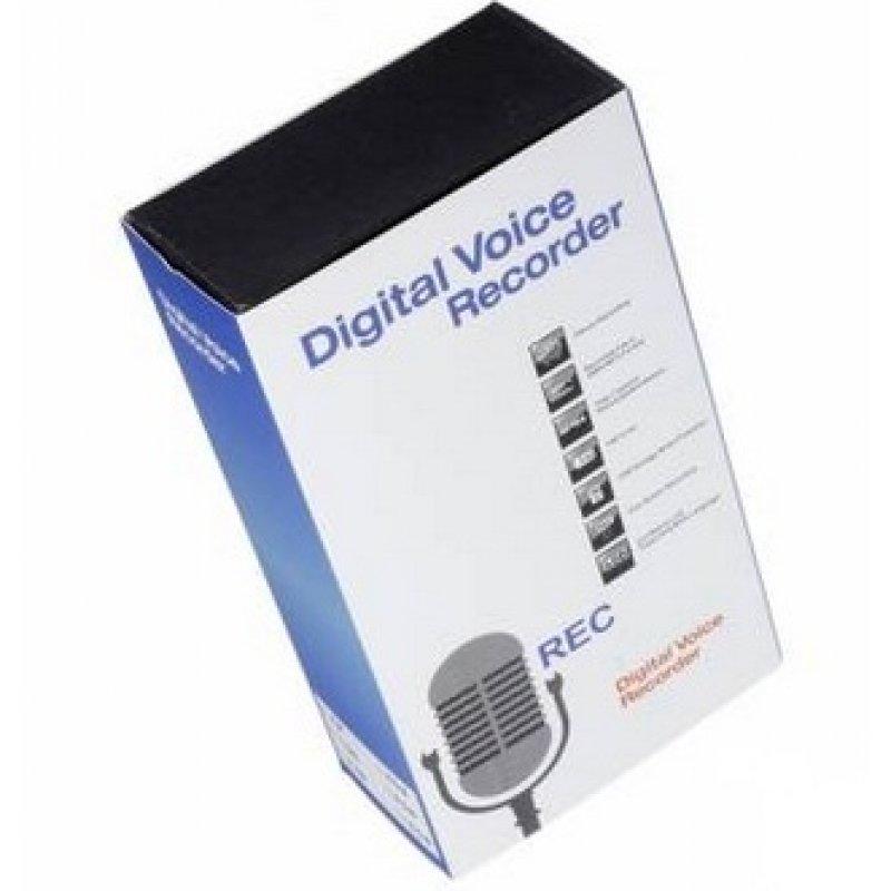 Δημοσιογραφικό Ήχου 8GB USB μαζί με καταγραφικό τηλεφώνου