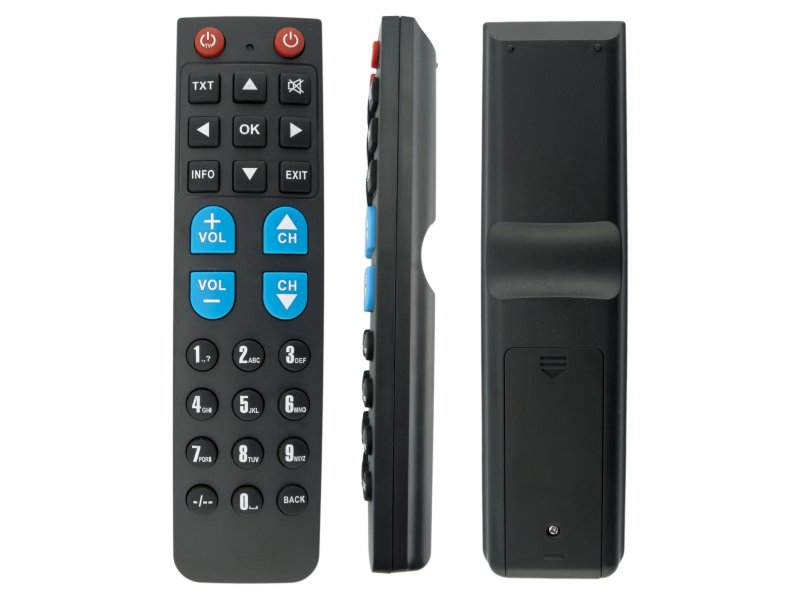 Προγραμματιζόμενo τηλεχειριστήριο USB-Hotel remote control