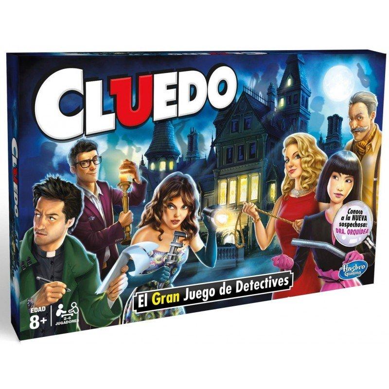 Hasbro Επιτραπέζιο Cluedo (38712)