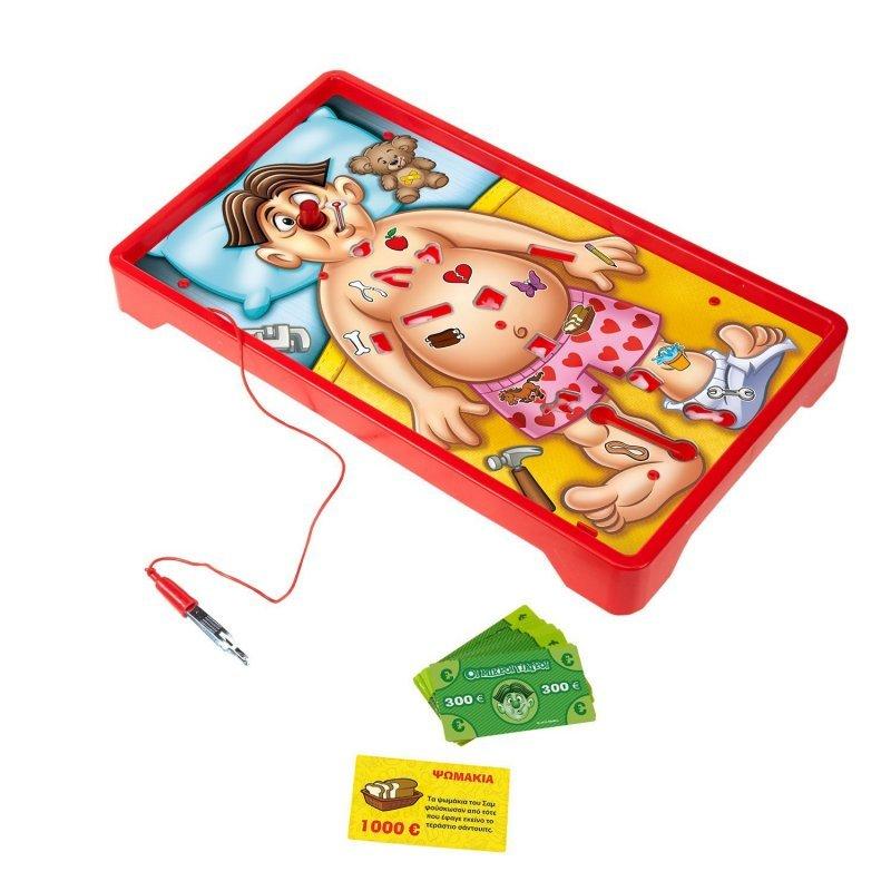 Hasbro Επιτραπέζιο Παιχνίδι Οι Μικροί Γιατροί (Β 2176)