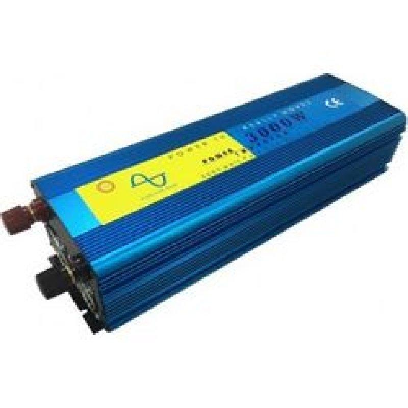 Inverter High Quality Καθαρού Ημιτόνου 3000 Watt 24V 00d23