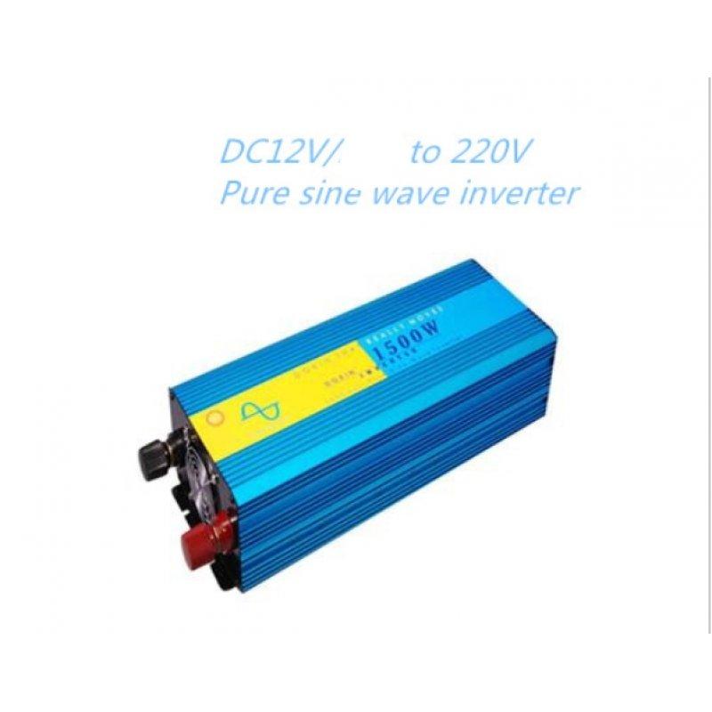 Inverter High Qualith Καθαρού Ημιτόνου DXP1515 1500 Watt 12V