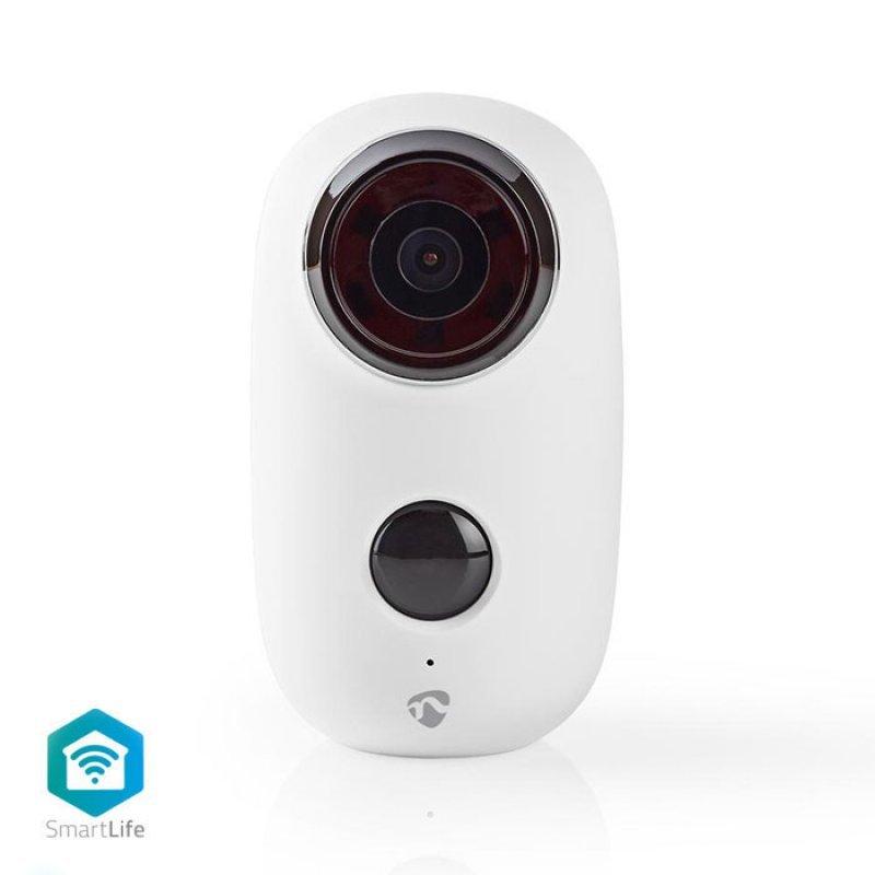 WiFi επαναφορτιζόμενη IP κάμερα Full HD 1080p, για εξωτερικούς χώρους