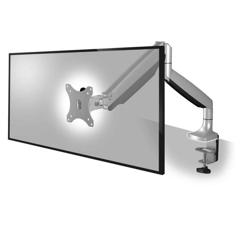 Icy Box IB-MS503-T Επιτραπέζια Μεταλλική Βάση Στήριξης Για 1 Οθόνη Εως 32''