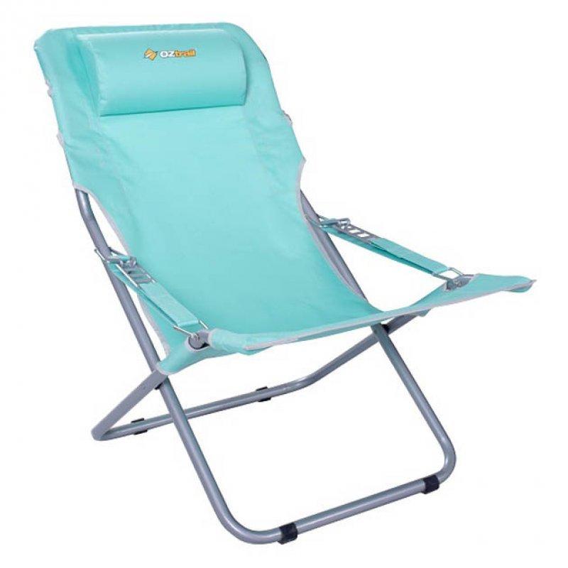 Καρέκλα Παραλίας OZTRAIL Kombo Beach Teal