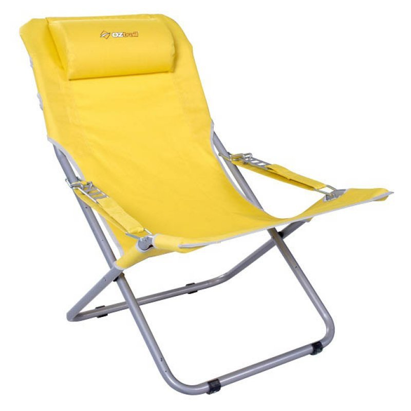 Καρέκλα Παραλίας OZTRAIL Kombo Beach Teal Yellow