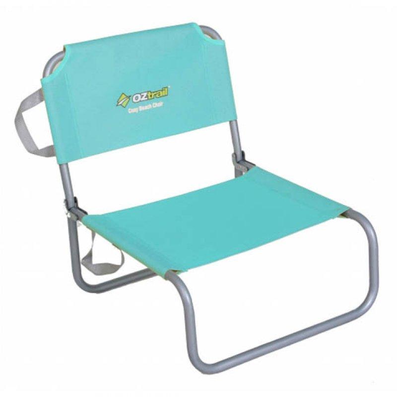 Καρέκλα Παραλίας OZTRAIL Cosy Beach Green