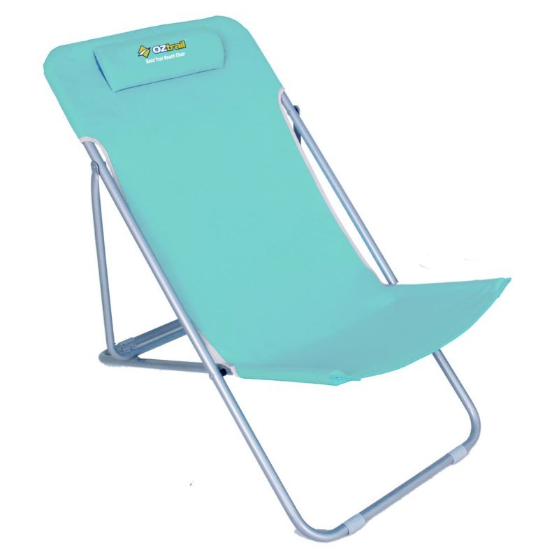 Καρέκλα Παραλίας OZTRAIL Sand Trax Beach Teal