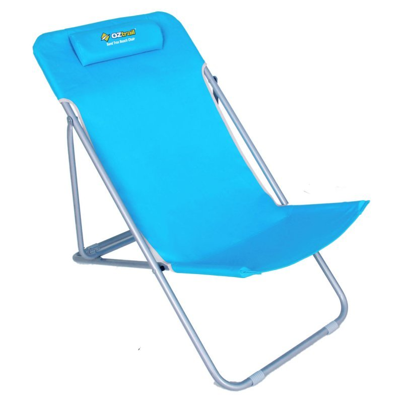 Καρέκλα Παραλίας OZTRAIL Sand Trax Beach Blue