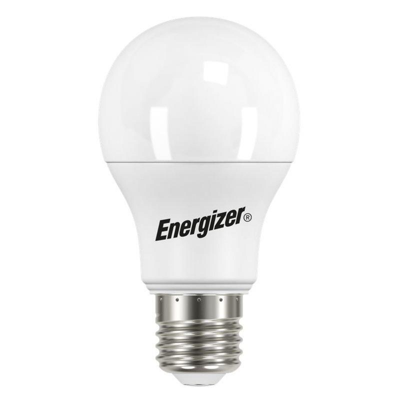 Λάμπα LED Αχλάδι, 8.2 Watt, 806 Lumen, 2700K, E27, Energizer S16603