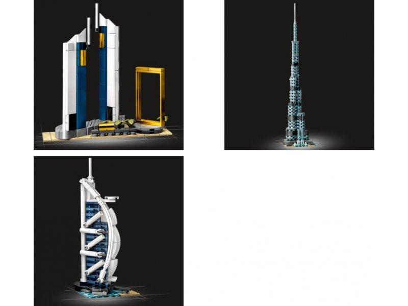 Lego Architecture: Dubai (21052)