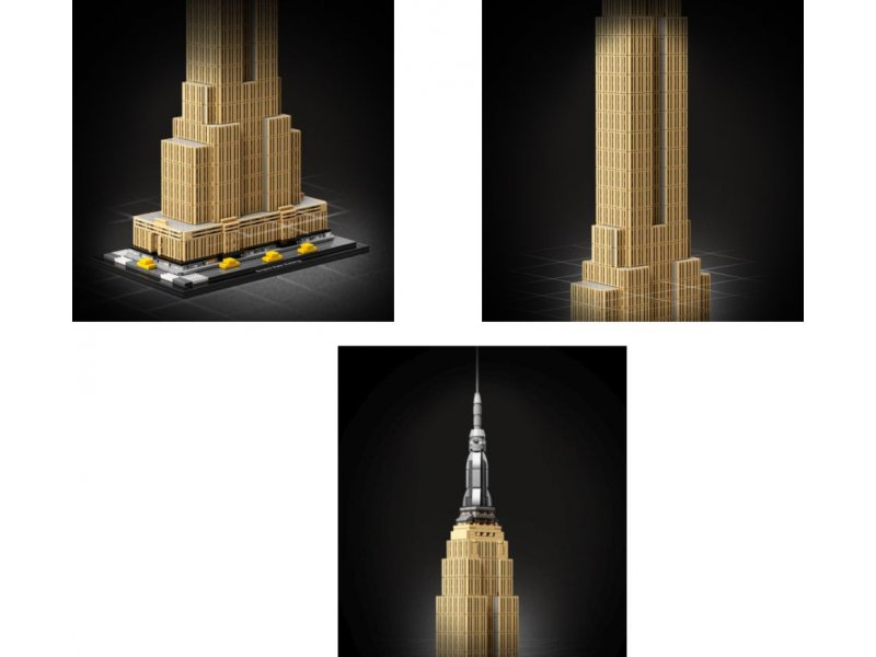 Lego Architecture:Empire State Building (21046)